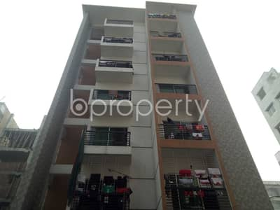 Unique Apartment with 3 Bedroom Apartment Is Present For Rent In Bashundhara R-A
