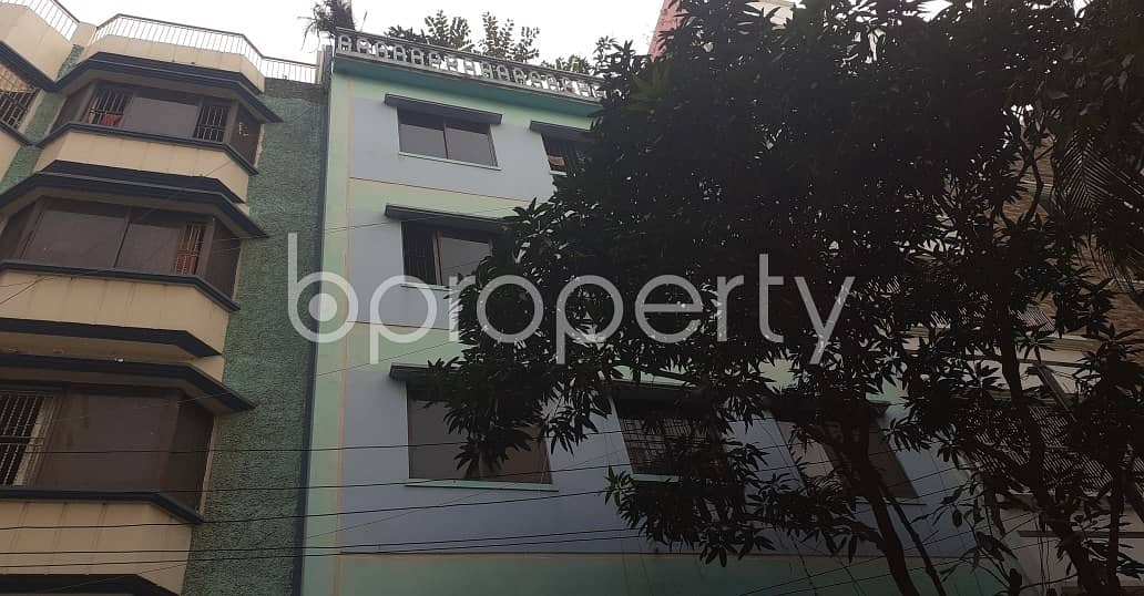 Well Developed Flat Is Up For Rent In Mohammadpur Nearby Biddaniketon Model School