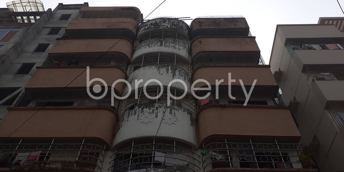 An Apartment Is Ready For Rent At Bashundhara R-A , Near Viquarunnisa Noon School and College