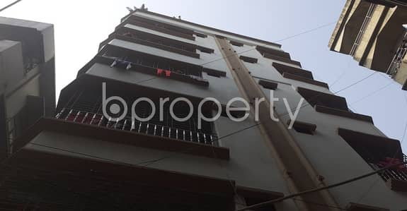 Flat For Rent At Dhanmondi Near Zigatola Gabtola Masjid