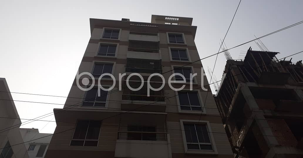 Flat for Rent in Bashundhara R-A close to NSU