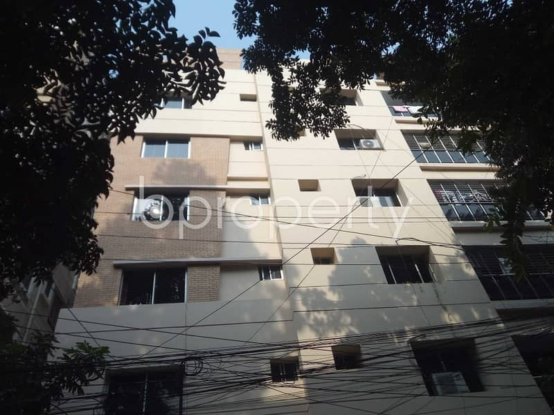An Apartment For Rent Is All Set For You To Settle In Banani Close To Aarong Banani