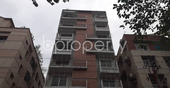 An Apartment Which Is Up For Sale At Dhanmondi Near To Marie Curie School