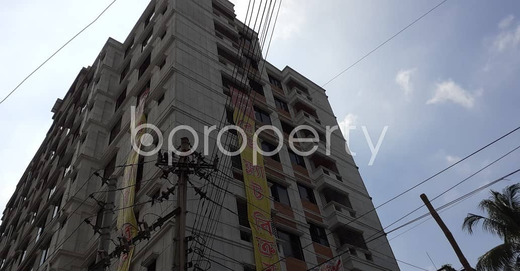 Visit This Flat For Sale In West Dhanmondi Nearby Jafrabad Government Primary School