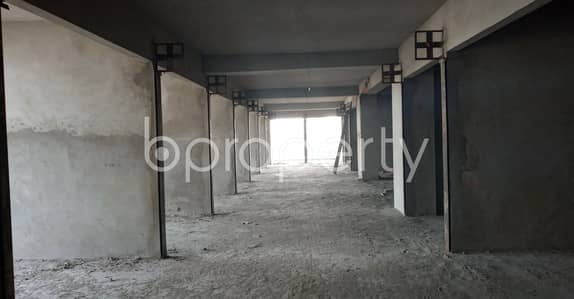 Shop for Sale in Halishahar, Chattogram - A Commercial Space Is Available For Sale Which Is Located In Bandartila Nearby Islami Bank Bangladesh Limited