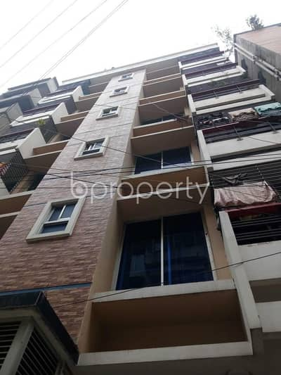 Offering You A Nice Flat For Rent In Uttara Near Milestone College