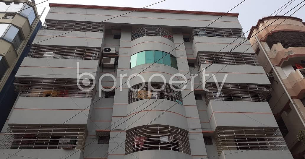 Start Residing In This Properly Developed Flat For Rent, In Uttara, Near Baitul Aman Jame Masjid