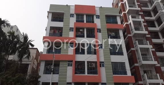 Grab This Flat Up For Rent In Uttara Near Baitul Aman Jame Masjid