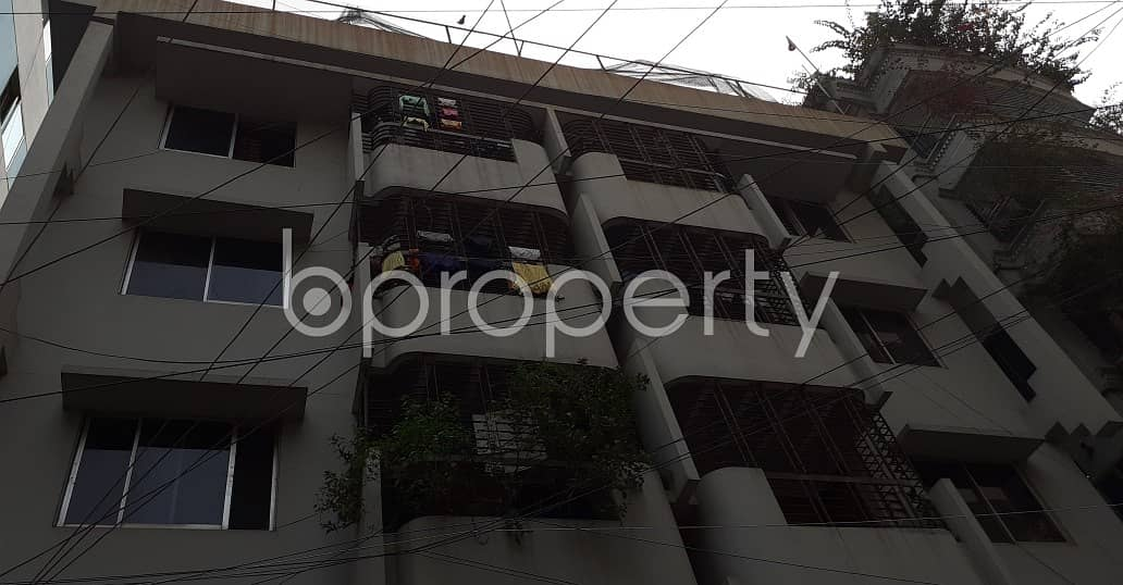 Flat For Rent Covering A Beautiful Area In Kathalbagan Nearby Kalabagan Police Station
