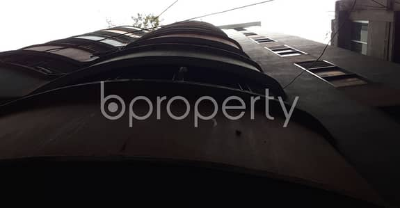 At New Market Nice Flat Up For Rent Near Dhaka College