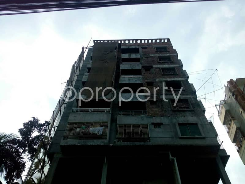 Visit This Apartment For Sale In Ashoktala Near Ranir Bazar Jame Masjid.