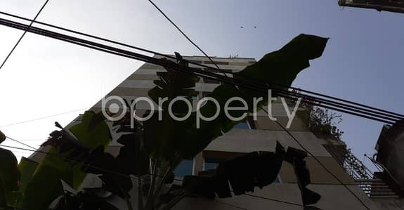 An Apartment Is Ready For Rent At West Dhanmondi , Near West Dhanmondi Jame Masjid.