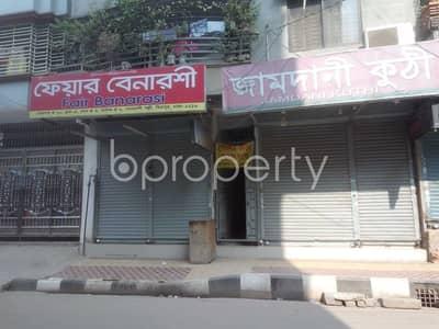 Shop for Rent in Mirpur nearby Benaroshi Palli