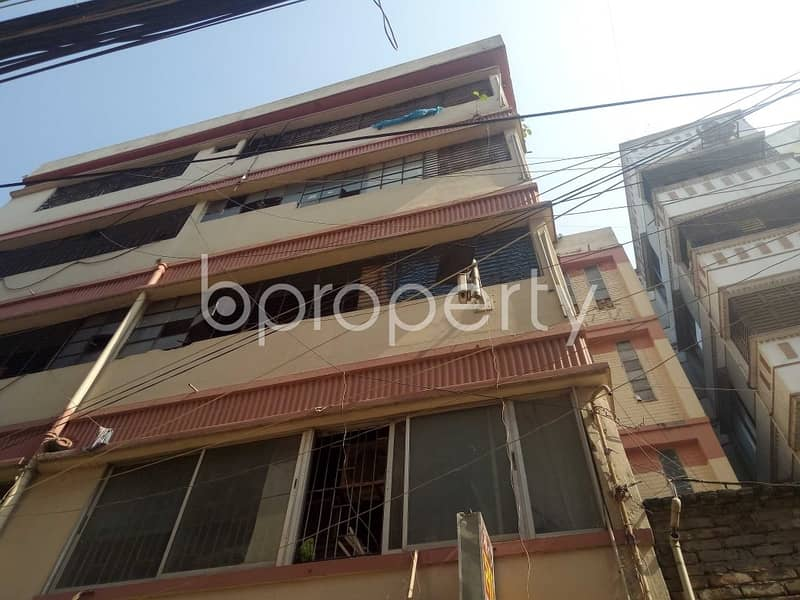 Spend Less And Get More! Acquire This Exclusive Commercial Space Up For Rent In Indira Road Near Sonali Bank