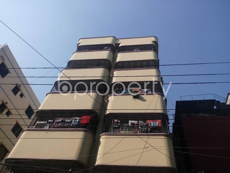 This Flat Is Now Vacant For Rent In Kalachandpur Close To Govt. Kalachandpur School & College