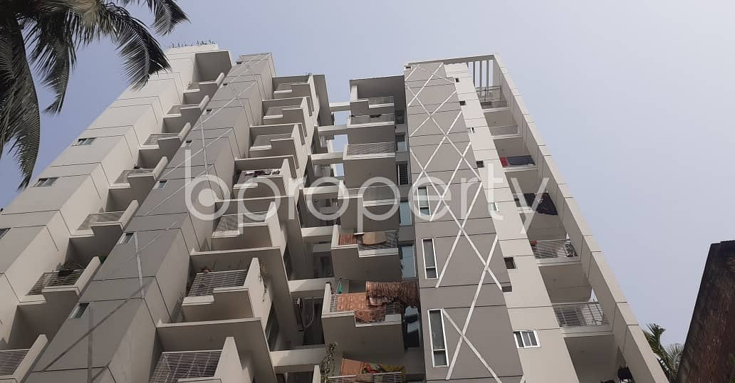 Visit This Apartment For Sale In New Market Near Islami Bank Bangladesh Limited.