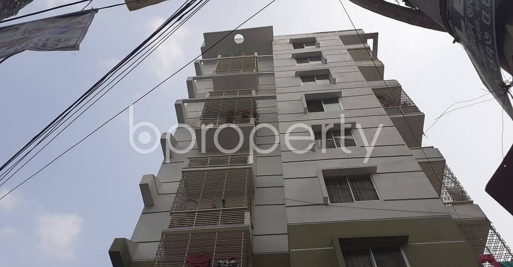 Ready Flat Is Now For Sale In Shangkar Nearby Jafrabad Government Primary School