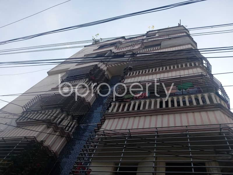 Visit This Apartment For Rent In Kalachandpur Near Kalachandpur School .