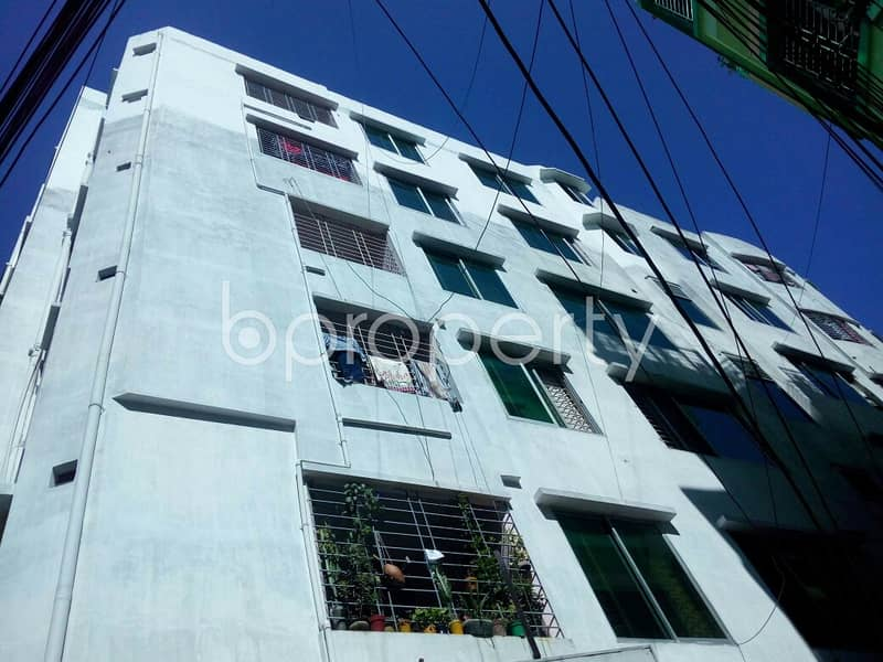 A Must See This Apartment For Rent Is All Set For You In Khulshi Near Port City International University