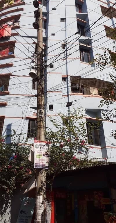 Apartment For Rent In Dattapara Nearby Baitur Rahman Eidgah Jame Masjid