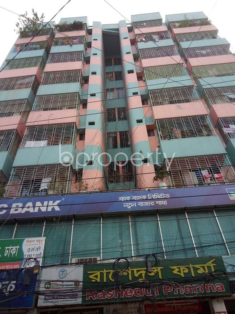 Grab This Flat Up For Rent In Natun Bazar Near Vatara Post Office