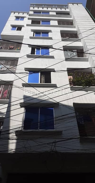 An Apartment Is Ready For Rent At Tongi , Near Amjad Girls School.
