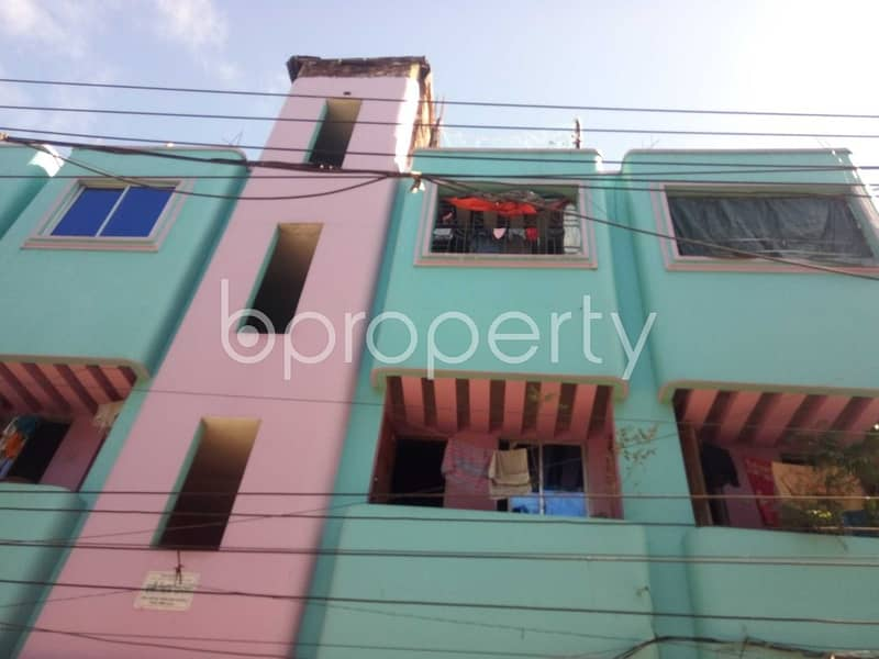 An Apartment Is Ready For Rent At Bandartila , Near CEPZ Central Mosque.
