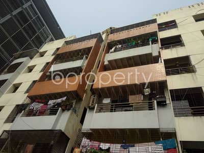 Remarkable Flat Is Up For Rent In Bashundhara Nearby Jamuna Future Park