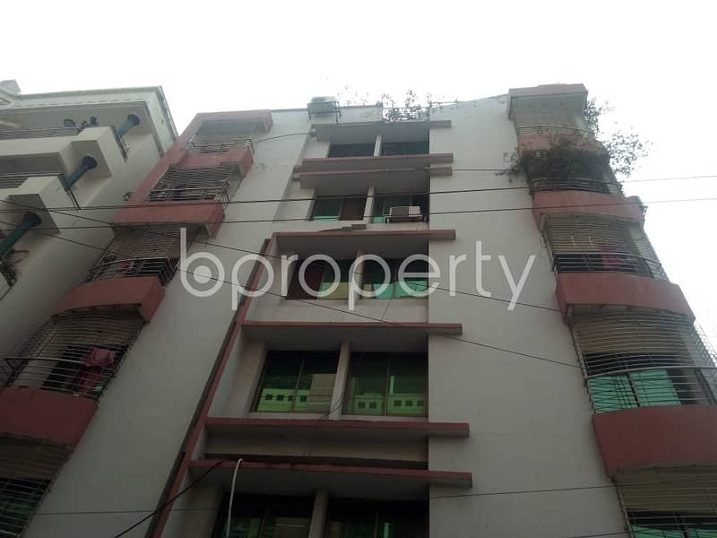 Spacious Apartment Is Ready For Rent At Bashundhara Nearby Jamuna Future Park