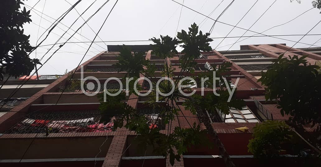A Beautiful Apartment Is Up For Rent At Lalmatia Near City Hospital & Diagnostic Center