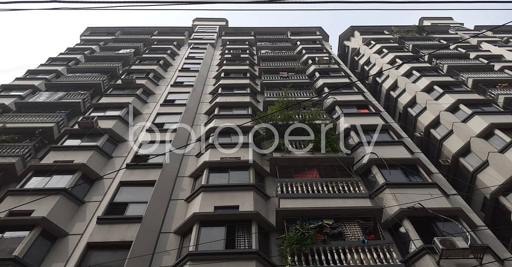 At Dhanmondi Nice Flat Up For Rent Near Dutch-bangla Bank Limited