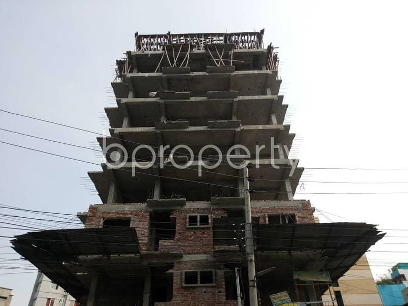 Visit This Apartment For Sale In Mirpur Near Hazi Ali Hossain High School