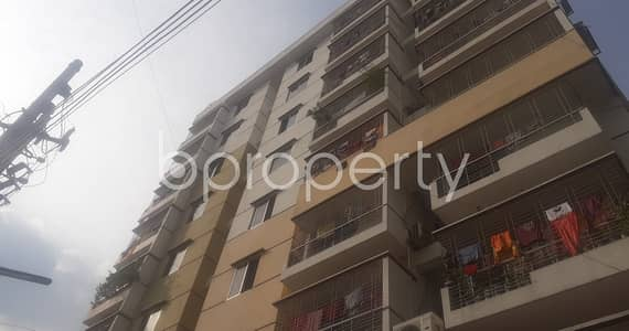 An Apartment Is Ready For Sale At Nobodoy Housing Society, Near Nobodoy Housing Society Office (Ansar Camp).