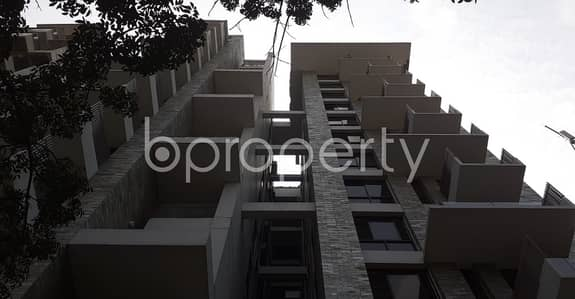 An Apartment Is Ready For Sale At Dhanmondi , Near Marie Curie School.