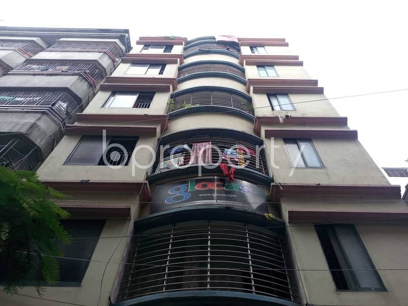 Spacious Duplex Apartment Is Ready For Rent At South Banasree Nearby South Banasree Jame Mosjid