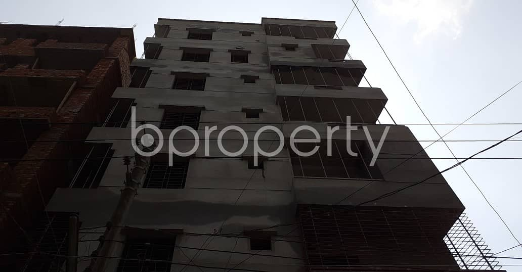 Visit This Apartment For Sale In Mohammadpur Near Bashbari Primary School
