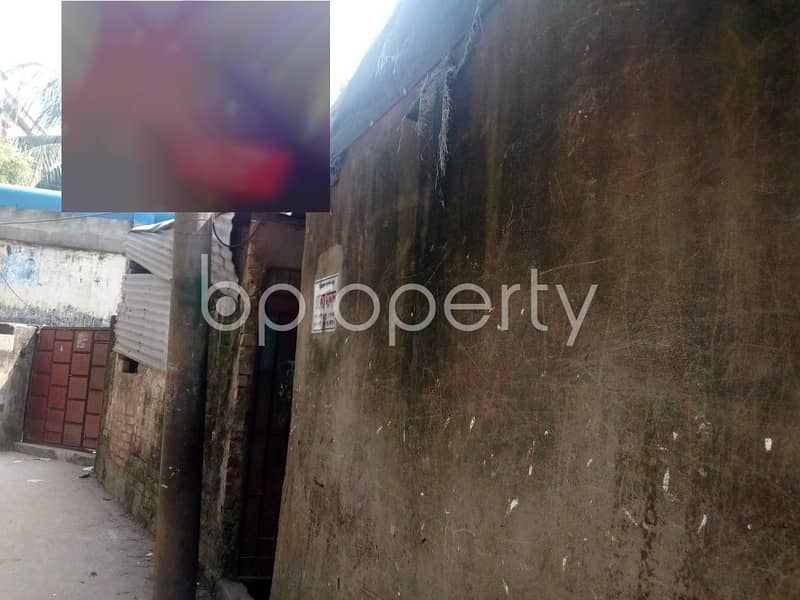 Visit This Residential Plot For Sale In Shapla R/A Near Shapla Abashik Jame Mosjid.
