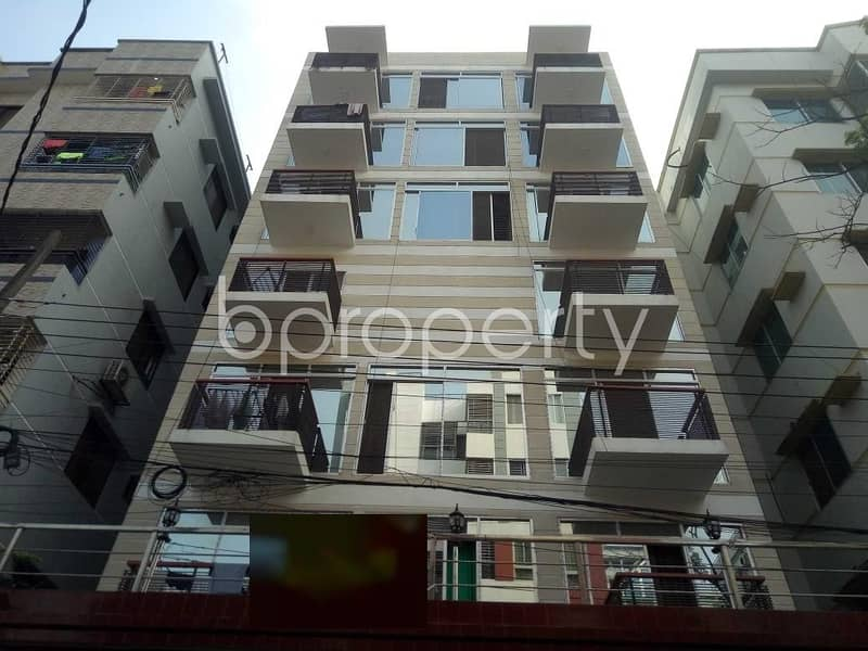 A Residential Duplex Is Ready For Rent At Bashundhara R-A , Near Baitul Jannat Jame Masjid.