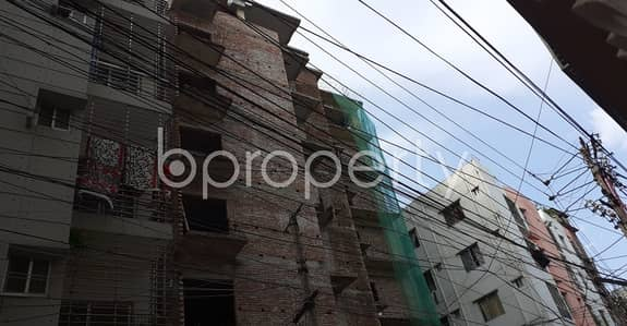 An Apartment Is Ready For Sale At Dhanmondi , Near West Dhanmondi Jame Masjid.