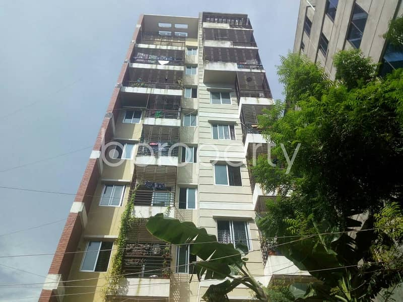 Grab This Flat Up For Sale In South Mollartek Near Baitul Mamur Jame Mosjid