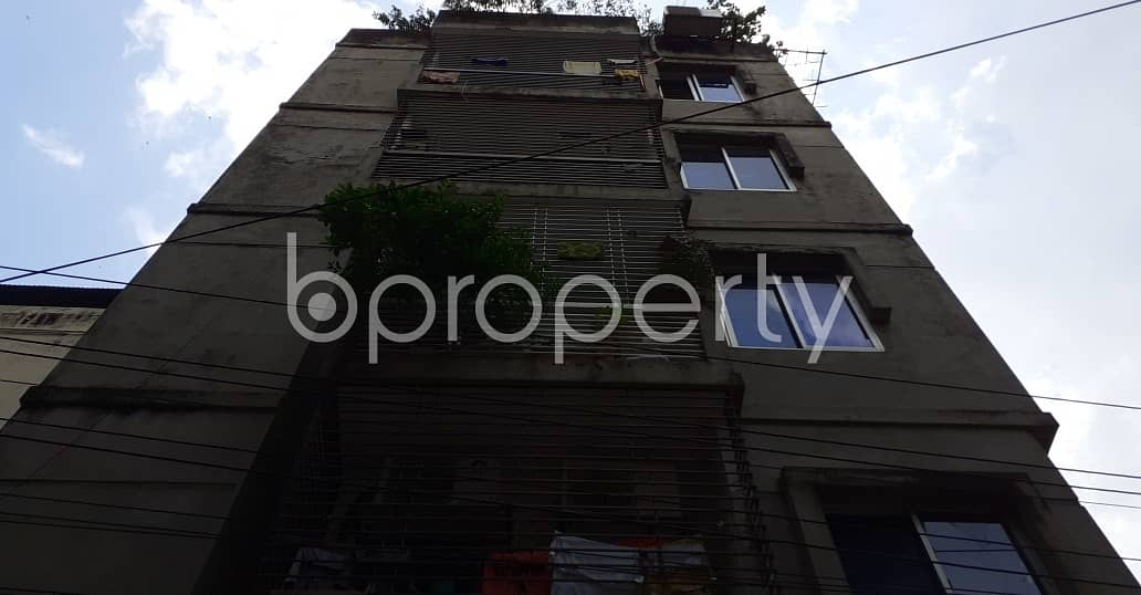 See This Office Space For Rent Located In Malibagh Near To Shahjalal Islami Bank Limited.