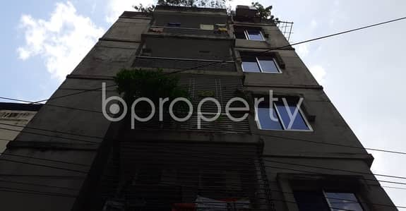See This Office Space For Rent Located In Malibagh Near To Shahjalal Islami Bank Limited