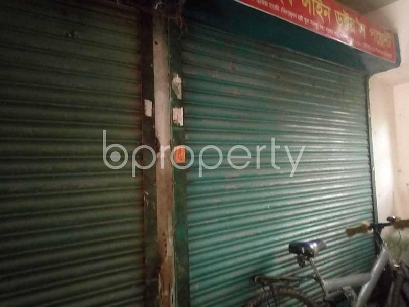 A Shop Is Up For Rent In Nadda Near Joar Sahara Masjidul Aqsa.