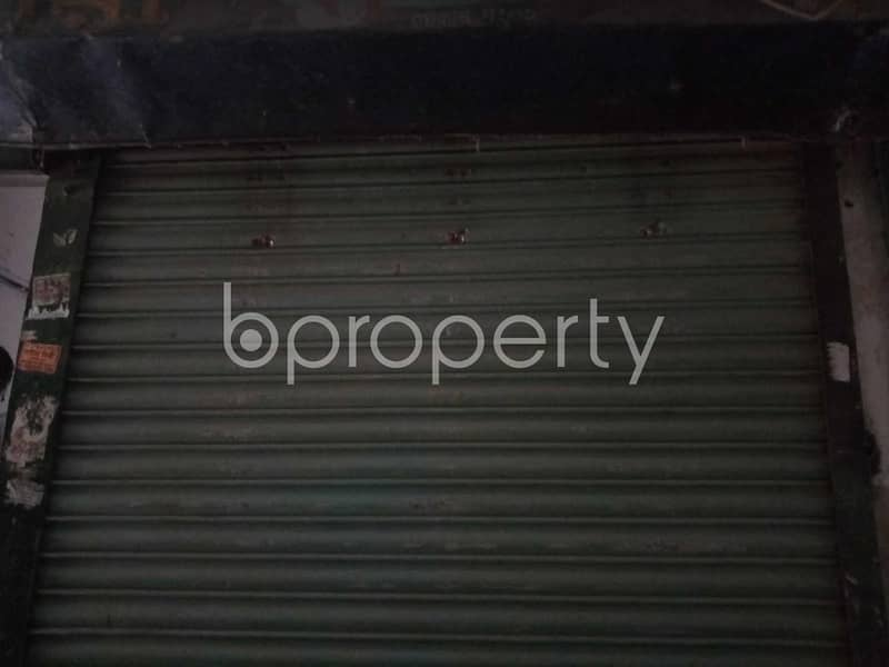 A Shop Is Up For Rent In Nadda Near Joar Sahara Masjidul Aqsa.