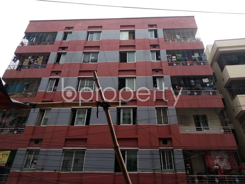 Visit This Apartment For Sale In Mirpur Near Mirpur 10 No Market Masjid