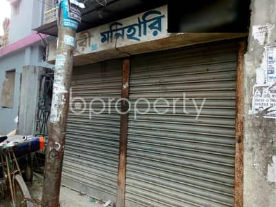 A Shop Is Up For Rent In Gudaraghat Near Badda High School Jame Mosjid.
