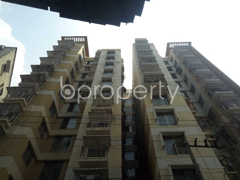 A Beautiful Apartment Is Up For Sale At Maghbazar Near Saphena Women's Dental College & Hospital