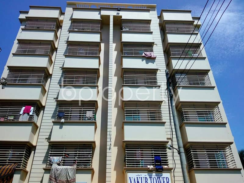 An Apartment Is Ready For Rent At Hathazari , Near NCC Bank Limited