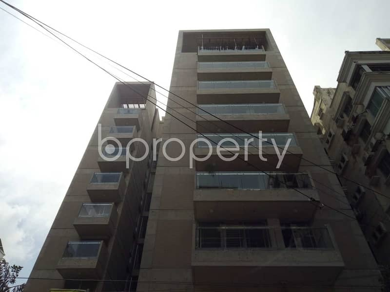 Visit This Apartment For Sale In Banani Near Banani Police Station.