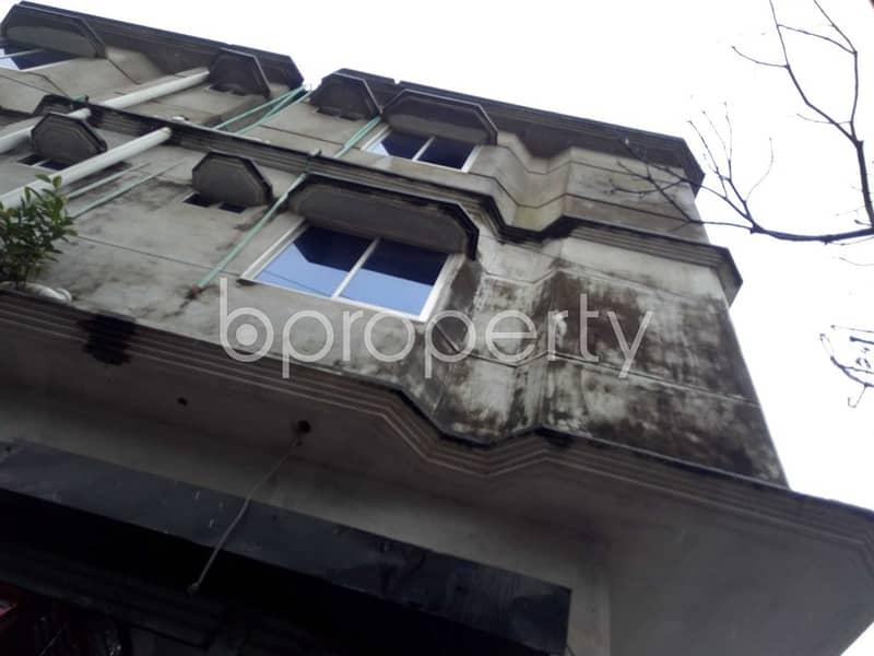 An Apartment Is Up For Rent In Patenga , Near Patenga Model Thana.